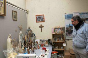 Saumatyesposito et autel